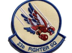 23d Fighter Squadron Patch – Sew On