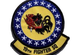 19th Fighter Squadron Patch – Sew On