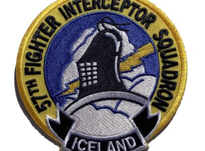 57th Fighter-Interceptor Squadron Patch – Sew On