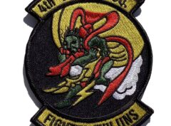 4th Fighter Squadron Fighting Fuujins Patch – Sew On
