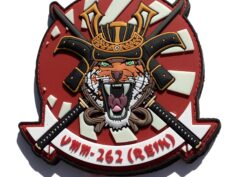 4 inch VMM-262 Flying Tigers (REIN) 31st MEU PVC Patch