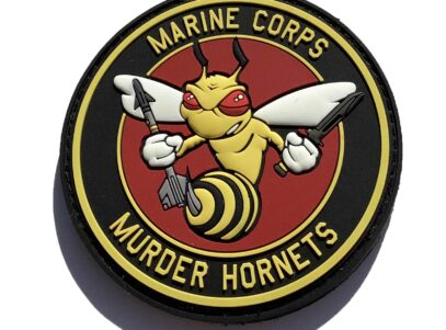 F/A-18 Murder Hornets Patch – Sew On