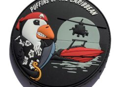 HSM-72 Puffins of the Caribbean Squadron Patch – Sew On