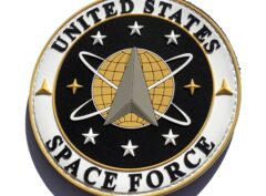 United States Space Force Patch – Sew On