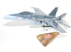 VFA-204 River Rattlers 2020 F/A-18C Model