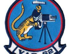 VAP-62 Tigers Squadron Patch – Plastic Backing