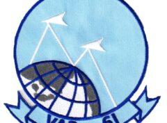 VAP-61 Squadron Patch – Plastic Backing