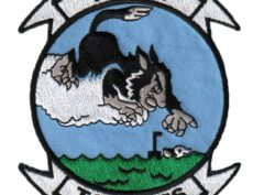 VS-31 Topcats Squadron Patch – Plastic Backing