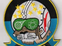 VT-10 TRARON 10 Squadron Patch – Plastic Backing