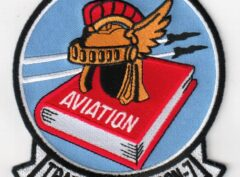 AVIATION TRAINING SQUADRON 7 Patch – Plastic Backing