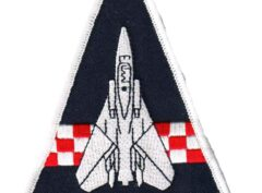 VF-211 CHECKMATES Patch – Plastic Backing