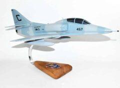 VT-24 Bobcats (1989) TA-4J Skyhawk Model