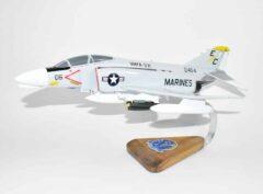 VMFA-531 GREY GHOSTS 1973 F-4B Model