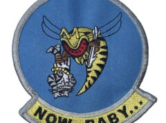NOW BABY… Patch – Plastic Backing