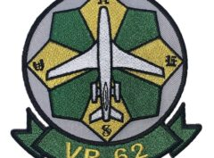 VR-62 Nomads Squadron Patch – Plastic Backing