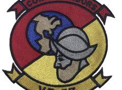 VR-57 CONQUISTADORS Squadron Patch – Plastic Backing
