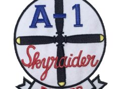 SPAD A-1 Patch – Plastic Backing
