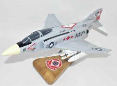 VF-102 Diamondbacks 1970 USS Independence F-4J Model