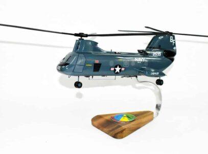 HC-16 Bullfrogs CH-46 Model