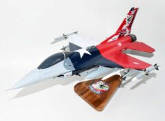 457th Fighter Squadron Spads 2020 F-16C Model