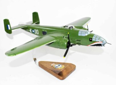 RAAF No 2 Squadron B-25 Model