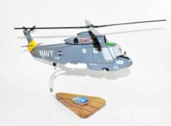 HC-1 Pacific Fleet Angels (1968 USS Coral Sea) UH-2C Model