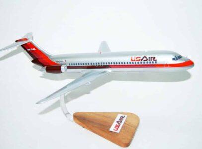 US Air DC-9 Model
