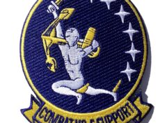 HC-6 Chargers Patch - Sew On