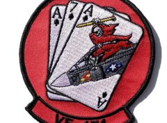 4 inch VF-171 Phantom Fighters Patch - Sew On