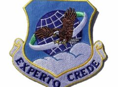 Experto crede Patch – Plastic Backing