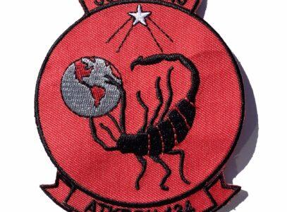 VA-134 Scorpions Patch - Sew On