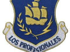 LOS PROFESIONALES 24th Special Operations Wing Patch – Plastic Backing