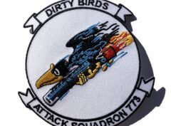 VA-773 Dirty Birds Patch - Sew On