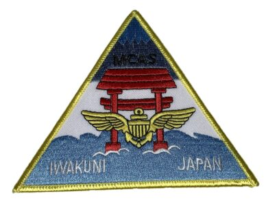 MCAS Iwakuni Patch – Sew On