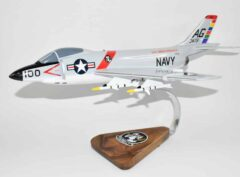 VF-41 Black Aces F3H-2 Demon Model