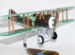 22nd Aero Squadron SPAD S.XIII Model