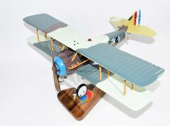 27th Aero Squadron SPAD S.XIII Model