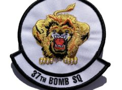 37th Bomb Squadron Patch – Sew On