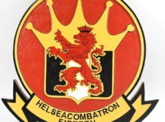 HSC-15 Red Lions Plaque