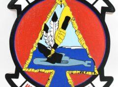 HS-10 Warhawks Plaque