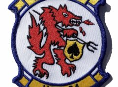 HSC-84 Red Wolves Patch - Sew On