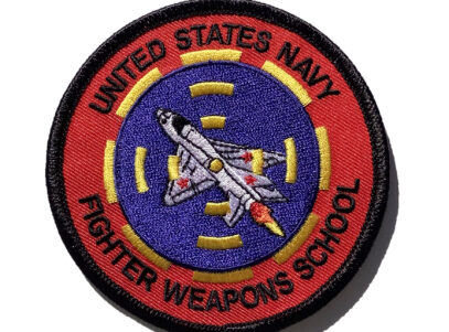 United States Navy Fighter Weapons School 'Top Gun' Patch
