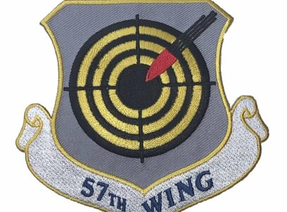 57th Wing Patch