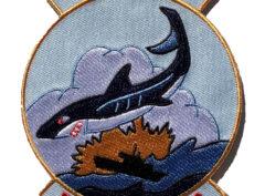 VP-6 Blue Sharks Patch