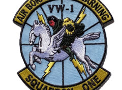 VW-1 AIRBORNE EARLY WARNING SQUADRON ONE Patch