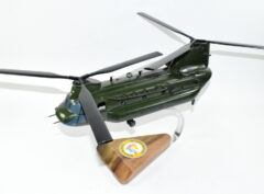 """62nd AVIATION COMPANY """"The Happy Hookers"""" CH-47 Model"""