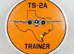 TS-2A Trainer Plaque