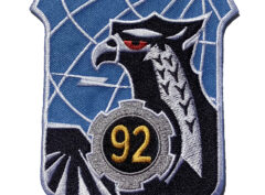 Republic of Vietnam Air Force 92nd Tactical Wing Patch