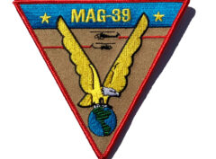 Marine Aircraft Group 39 MAG-39 - No Hook & Loop