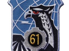 Republic of Vietnam Air Force 61st Tactical Wing Patch